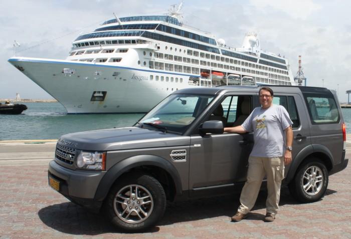 Cruise ship Insignia +Disco + Moti